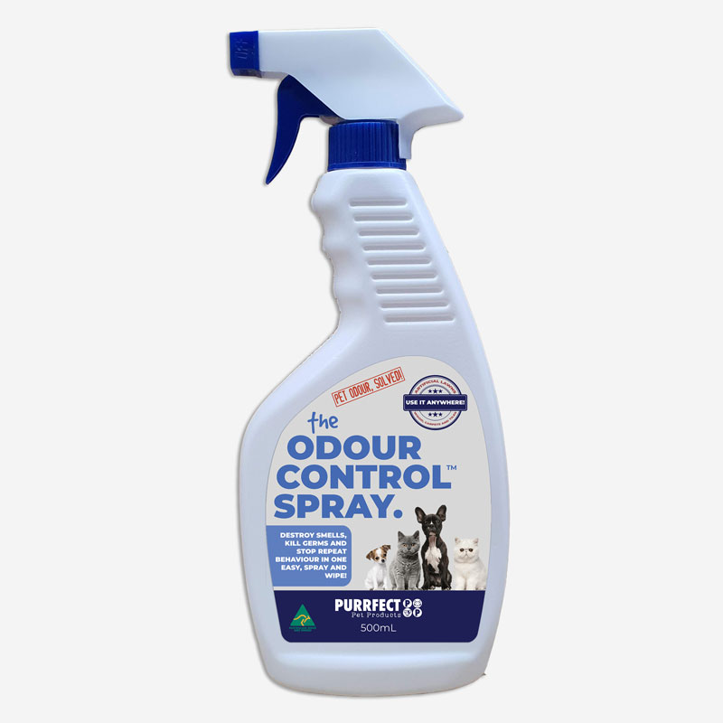 The Odour Control Spray Purrfect Pet Products